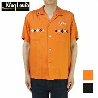 KingLouie キングルイ 東洋エンタープライズボーリングシャツKing Louie By Holiday ARGYLE LATE 50's STYLE S/S BOWLING SHIRTS...