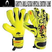 GHOTTA ROLL/GECKO SPECIAL EDITION LIME【HO SOCCER】HO サッカー キーパーグローブ16SS(50.0862)*31