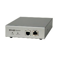 IEEE802.3af/at(Type1)対応PoEインジェクター POE-PS1F送料無料 ネットワーク IEEE PoE インジェクタ ネットワークPoE ネットワークインジェクタ...