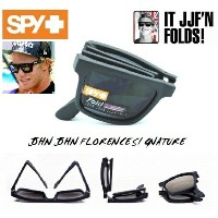 ★SPY★スパイ★THE FOLD★JOHN JOHN FLORENCE★MATTE BLACK-GREY★サングラス
