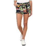 Loudmouth Golf Golfin Santa Mini Shorts ショーツ