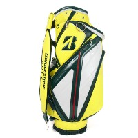 Bridgestone Limited Edition Masters Staff Bag【ゴルフ バッグ>ツアーバッグ】