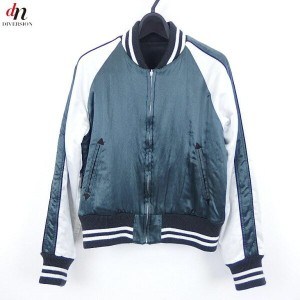 15AW The Letters レターズ Souvenir Reversible Jacket リバーシブル スカジャン 【中古】 DN-3577