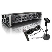TASCAM USB Audio Interface / MIDI Interface US-4x4 [US-4x4-SC] 宅録セット