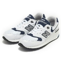 【NEW BALANCE】 ニューバランス ML999LUC 16FW WHITE/NAVY(LUC)