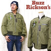"バズリクソンズ Buzz Rickson's L-2 フライトジャケット Type 306th FTR-BOMB SQ. ""AMERICAN PAD & TEXTILE CO."" BR13264"