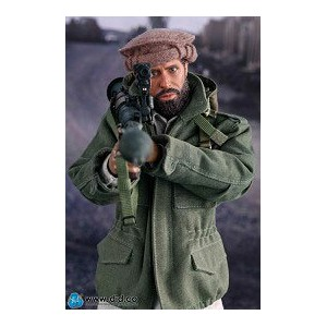 1/6 The Soviet-Afghan War 1980s Afghanistan Civilian Fighter - Arbaaz[DID]【送料無料】《取り寄せ※暫定》