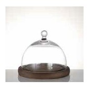 【DOULTON】 ダルトン ガラスドーム ミロワール S GLASS DOME MIRROIRS S