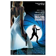 ポストカードJames Bond The Living Daylights