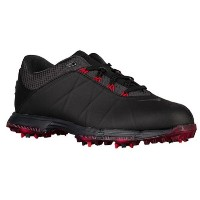 (取寄)NIKE ナイキ メンズ ルナ ファイヤ ゴルフシューズ Nike Men's Lunar Fire Golf Shoes Black Anthracite University Red ...