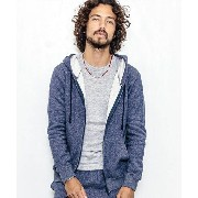 【ANGENEHM(アンゲネーム)】1632-316AN-Soft Air Volume Sweat Parka パーカー (MADE IN JAPAN)