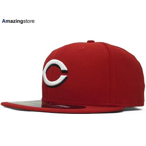 NEW ERA CINCINNATI REDS 【ON FIELD PERFORMANCE GAME/RED】 ニューエラ シンシナティ レッズ オンフィールド 59FIFTY FITTED CAP...