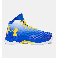 "Under Armour アンダーアーマー Curry 2.5 ""73&9"" (GS) カリー 1274062-103 バスケットボール シューズ バッシュ キッズ 取り寄せ商品"