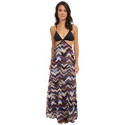 Vitamin A Swimwear Valentina Maxi Cover-Up