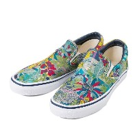 【VANS】 ヴァンズ SLIP ON スリッポン V98CL LIBERTY2 16SP MD CHECK