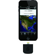 Bad Elf GPS for Lightning Connector GPS レシーバー ライトニングコネクタ for iPod touch, iPhone, iPad