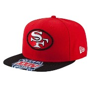 ニューエラ メンズ アメフト 帽子【New Era NFL 9Fifty Logo Jumbo Vize Snapback】Multi