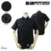 UNDEFEATED アンディフィーテッド シャツ 半袖 ボタンシャツ EXILE BDU S/SL SHIRT メンズ