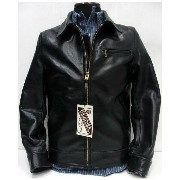 Y'2 Leather(ワイツーレザー)[Aniline Horse Single Riders Jacket]ホースハイド/馬革/シングルライダース/日本製!