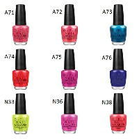 【即納】OPI ネイルラッカー A72 (15mL) 【O.P.I BRIGHTS】 2015年特別限定 Can't Hear Myself Pink!