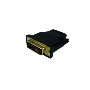 DVI-D(24pin)・オス - HDMI・メス 変換アダプター DVI-HDMI Conversion Adaptor