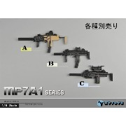 【ZYTOYS】ZY15-23 H&K MP7A1 1/6スケール PDW