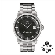 TISSOT T-CLASSIC ティソ TISSOT LUXURY AUTOMATIC T0864071106100