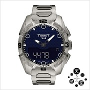 TISSOT TOUCHCOLLECTION TACTILETECHNOLOGY ティソ TISSOT T-TOUCH EXPERTSOLAR T-タッチエキスパートソーラー T09142044041...