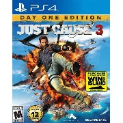 PS4 Just Cause 3 USA(ジャストコーズ3 北米版)〈Square Enix〉