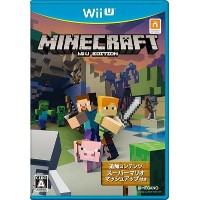 【WiiU】MINECRAFT:WiiU EDITION