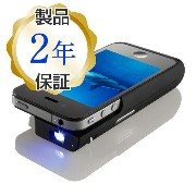 iPhone 4、5S用 ポケットプロジェクターPocket Projector for iPhone 4 Devices【smtb-k】【kb】 【RCP】