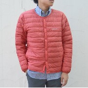 mont-bell(モンベル)/ Superior Down Round Neck Jacket Men's -PAPRI(パプリカ)-