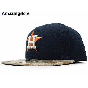 NEW ERA HOUSTON ASTROS 【2015 MEMORIAL DAY STARS N STRIPES ON FIELD/NAVY-DIGI CAMO】 ニューエラ ヒューストン アストロズ オンフ...
