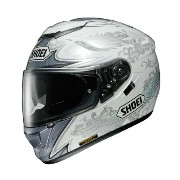 SHOEI(ショウエイ):GT-Air GRANDEUR TC-6 WHITE/SILVER XL okd-61
