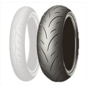DUNLOP(ダンロップ) :Qualifier (REAR) 180/55ZR17M/C (73W) TL 278999