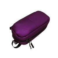 Granite Gear Air Cell Block / zip pad pouch ultralight weight 30 D Cordura Grape size-S グラナイト ギア エア...