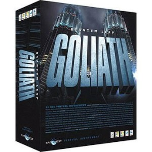 ◆最新版◆ EASTWEST Quantum Leap Goliath EWQL