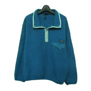 vintage patagonia MADE IN USA 「XL」 Fleece pullover (ヴィンテージパタゴニア アメリカ製 フリースプルオーバー) トレ 058471 【中古】