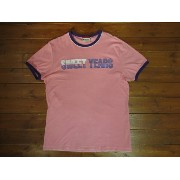【SWEET YEARS/スイートイヤーズ】S/S Tシャツ / Size:L / Col:ピンク【中古】