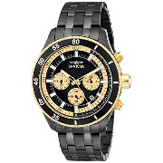 インビクタ 時計 インヴィクタ メンズ 腕時計 Invicta Men's 17738 Specialty Analog Display Japanese Quartz Black Watch