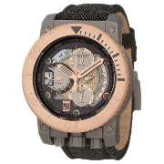 インビクタ 時計 インヴィクタ 腕時計 Jason Taylor for Invicta Collection 13049 Chronograph Black and Silver Tone Perforated Dial Black...