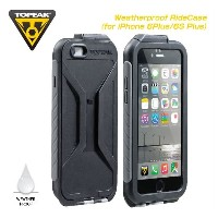 (TOPEAK)トピーク Weatherproof RideCase (for iPhone 6Plus/6S Plus) ウェザープルーフライドケース(iPhone 6 Plus/6S Plus...