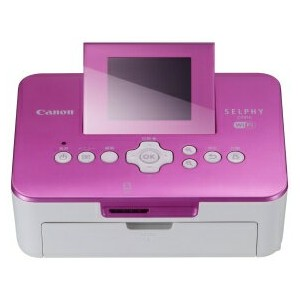 Canon コンパクトフォトプリンター SELPHY CP910 PK