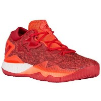 adidas Crazylight Boost Low 2016メンズ Solar Red/Scarlet アディダス バッシュ