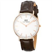 【送料無料】Daniel Wellington 0510DW Classic York [腕時計]