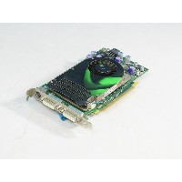 DELL GeForce 8600GTS 256MB DVIx2/TV-out PCI Express x16 0TP073【中古】【全品送料無料セール中!】