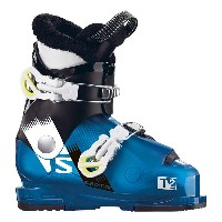 ★SALOMON〔サロモン ジュニアスキーブーツ〕<2018>T2 RT 〔indigo blue translu/black〕〔z〕
