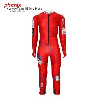 PHENIX〔フェニックス GSワンピース〕<2017>Norway Team GS One-Piece PF672GS00/RD〔RED〕/B Team【送料無料】【FIS対応】〔z〕