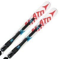 ATOMIC〔アトミック スキー板〕 2017 REDSTER FIS DOUBLEDECK 3.0 GS〔R20R24〕 + X12 VAR【金具付き・取付料送料無料】【大型商品】