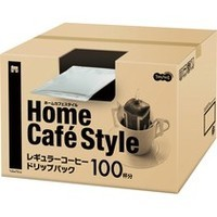 TANOSEE Home Cafe Style ドリップパック 6.5g/個 1セット(200袋:100袋×2箱